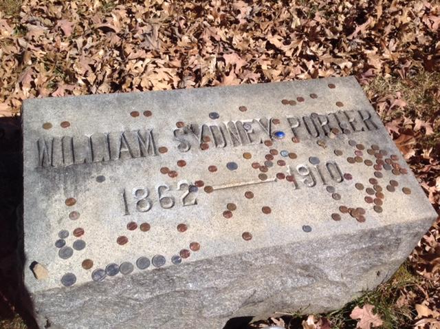 O. Henry grave