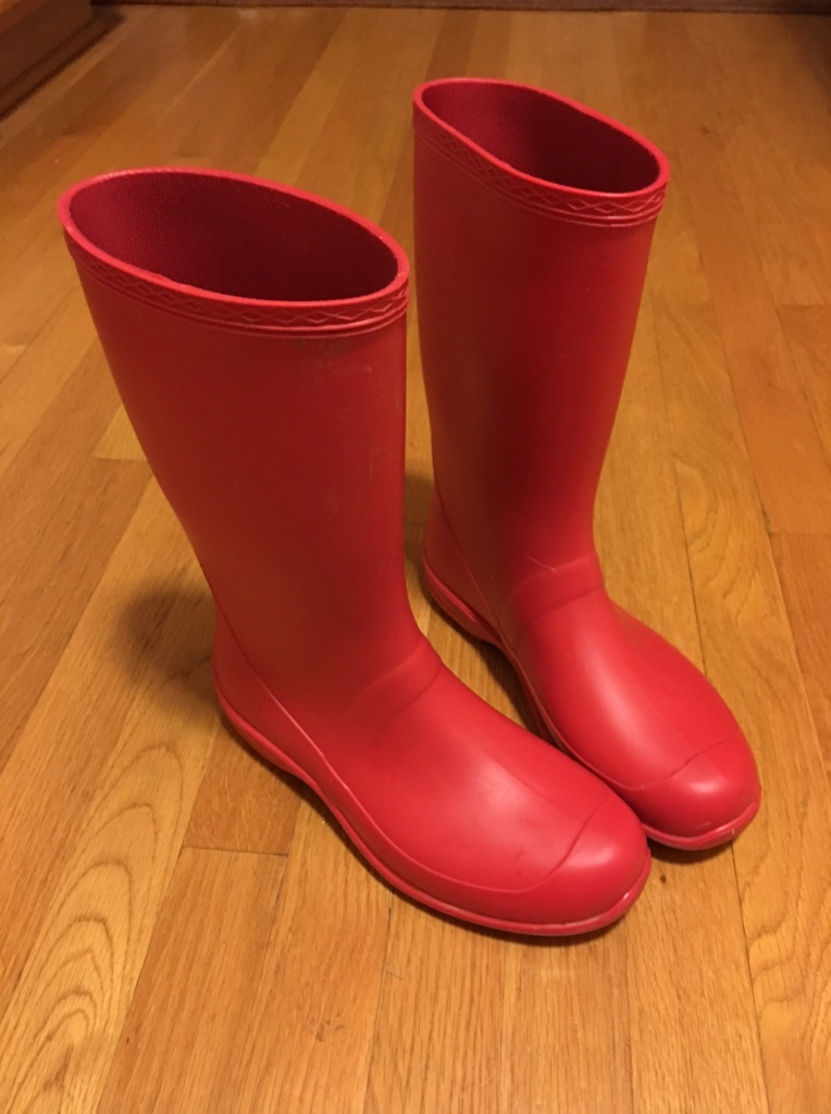 red-rubber-boots