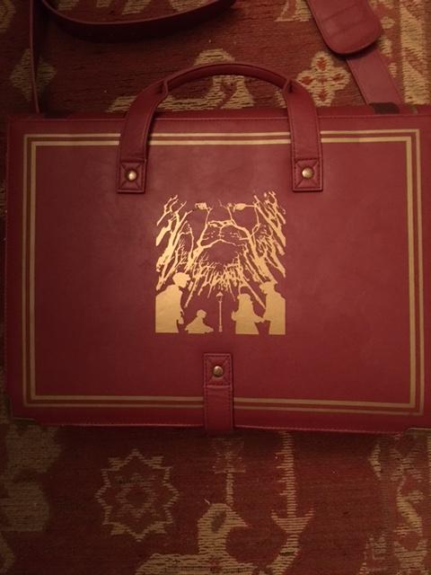 Bookbag back