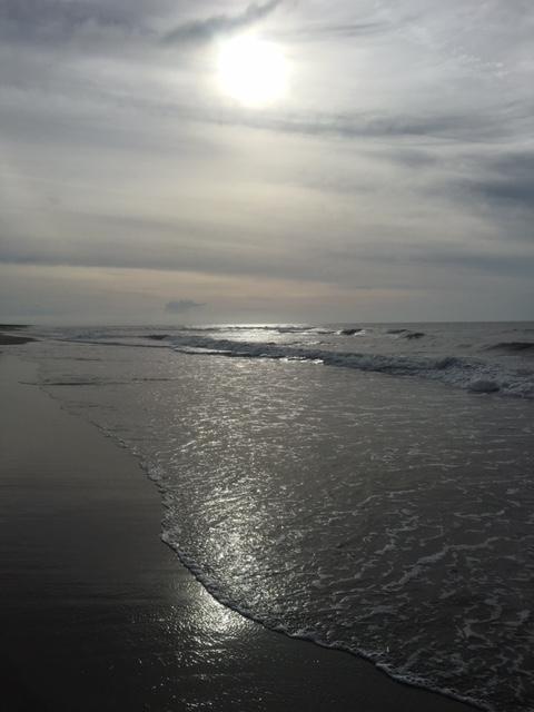 Ocracoke morning