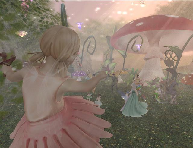 Birthday fairies