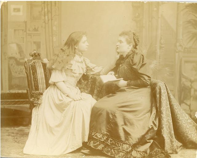Helen and Annie