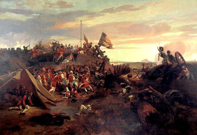 Storming of Redoubt No.10